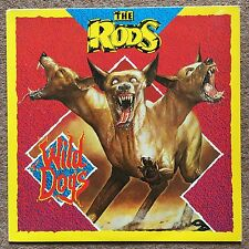 The Rods Wild Dogs Vinyl LP Buy 5 LPs 4 £3.99 Post UK [metal] Vinyl NM