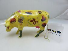 Westlands Cow Parade Model 9193 MORE THAN JUST MEAT Figurine With Original Box