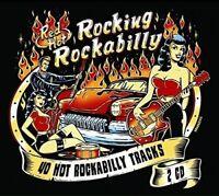 Red Hot Rockin' Rockabilly: 40 Hot Rockabily Tracks [CD]