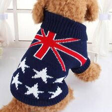 NEW Sweater/Jumper Knit Pet Clothes For Cats & Dogs Costume in XS,S & L