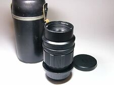 NEW ! 20 aperture blades Telelens TAIR-11A 2.8/135mm M42. . Zenit KMZ.
