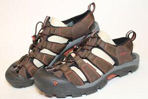 KEEN Communter Mens 10 43 Waterproof Cycling Bike Sandals Shoes Shimano Cleats