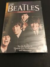 The Beatles 2 DVD Set Unauthorized & Fun With The Fab Four  (DVD) NEW SEALED