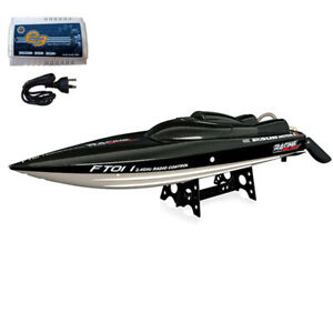 Feilun Ft011 65Cm Water Cooled Brushless Remote Control Rc Boat