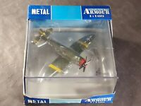 Armour P-47 Thunderbolt WWII Aces Plane USAAF Norma 1:100  Scale Model Airplane