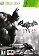 Batman Arkham City- Xbox 360 Game