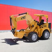 1:24 5 canaux RC tracteur Pelle Télécommande Pelle Construction Camion Jouet