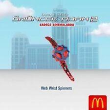 Orologio Web Wrist Spinners Amazing Spiderman 2 Happy meal Mc Donald's 2014