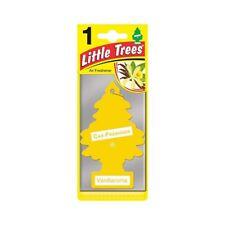 Little Trees Vanillaroma car air fresheners interior hanging odor sanitize 24 pc