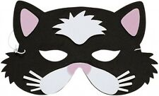 Maschera Fattoria Animale Gatto (in schiuma morbida) per Fancy Dress Masquerade Accessorio