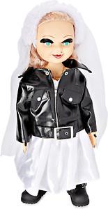 "Spirit Halloween Tiffany Doll Bride of Chucky Polyester Vinyl Made 24.5"" Tall"