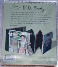 Teresa Collins Box Bookz - Bookboard Album