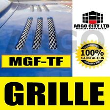 MGTF MG TF MG MGF FULLY ANODISED ALUMINIUM BOOT GRILLE