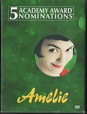 Amelie (DVD, 2002, Widescreen, 2-Disc Set, Special Edition)