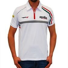 Aprilia Racing Team Polo - X-Display | New | Official Merchandise | Small
