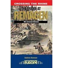 The Bridge at Remagen - WW2 Battleground by Andrew Rawson (Paperback, 2003)