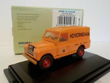 Land Rover Hard Top Hoveringham, Oxford Diecast 1/76 New Release