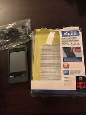Coby MP3 Player Black GB 2.8-Inch touchscreen controls Video Audio MP828-4G 4G