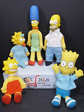 Used The Simpsons Plush Toy set!