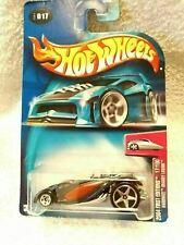 DIECAST HOT WHEELS MODEL CAR HW 1ST EDITION 2004 GRANDY LUSION MOTORBIKE