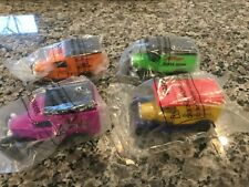 Matchbox 1:64 Kellogg's Cereal Set of 4 Model A & T Trucks - Sealed