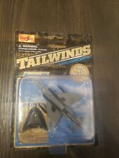 2000 MAISTO SERIES IV TAILWINDS F-4G PHANTOM II WILD WEASEL