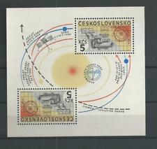 1985 MNH Tschechoslowakei Mi block 64