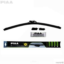 Windshield Wiper Blade-Si-Tech Silicone Flat PIAA 97045