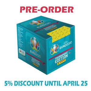 EURO 2020 SEALED BOX (PRE-ORDER)