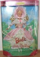 Vintage 1995 Little Bo Peep Children's Collector Series Barbie Doll Damaged Box