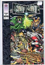 DEATHMATE BLACK #0 Valiant Comic Book
