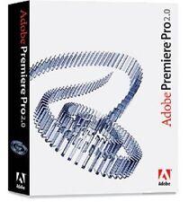 Adobe Premiere Pro 2.0 Windows-Vollversion-Download Lifetime Lizenz