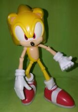 Jazwares Sonic The Hedgehog Super Sonic Action Figure