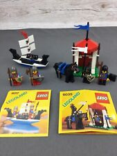 Vintage Lego Castle (1987) ~ Set 6035/6017 ~ Castle Guard/Kings Oarsmen ~ 100%