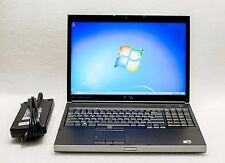 """Dell Precision M6500 17"""" Extreme Core i7-920XM 2GH 16GB 500G 1080p Gaming Laptop"""