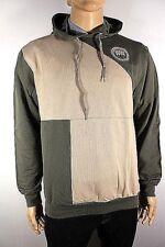 JAN VANDERSTORM Herren Sweat Jacke Shirt oliv Baumwolle NEU Gr 54 60 62 64  0232