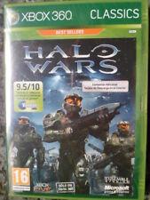 Halo Wars Nuevo precintado Xbox 360 Live Gran Shooter estratégico PAL España