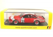 1/43 Spark Sb064 BMW 635 CSi 24hrs Spa 1983 #21