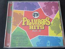 Various - PRAMBORS HITS Vol 2 CD CARPARK NORTH RISHI RICH PROJECT COLDPLAY DOVES