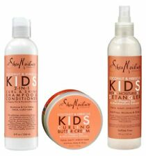 Shea Moisture Coconut & Hibiscus Kids Hair Products
