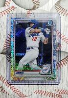 2020 Bowman Chrome 1st Bowman Mega Box Mojo Refactor SP Jacob Amaya Dodgers