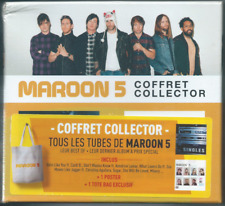 Maroon 5 - Coffret Collector - Box Cd+Bag+Poster New Sealed Rare!