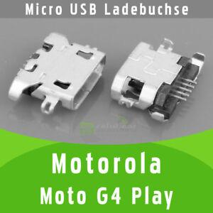✅ Motorola Moto G4 Play XT1600 XT1601 Micro USB  Buchse Ladebuchse Connector