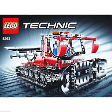 LEGO Baupläne/Literatur mit Technic-Spielthema