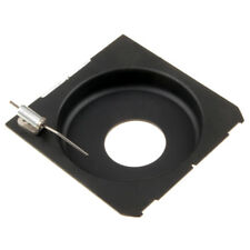 NEW 15mm Recessed Lens Board Linhof Technika Chamonix Wista Shen Hao Copal #0