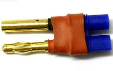 C0037A RC Connector Female EC3 to 4mm 4.0mm Banana Plug Adapter
