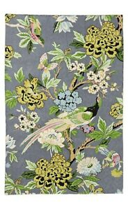 Conure Chinoiserie Anthropologie Rug