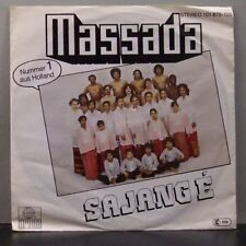 "(o) Massada - Sajang E (7"" Single)"