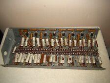 Vintage Organ Capacitor & Tube Sockets