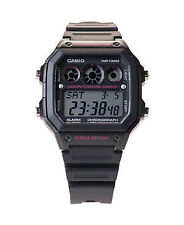Casio Men's Stainless Steel Quartz (Battery) Wristwatches